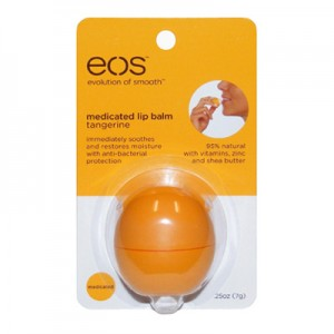 EOS Tangerine Smooth Sphere Бальзам для губ Мандарин