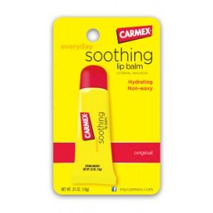 CARMEX Soothing lip balm Смягчающий, успокаивающий бальзам для губ