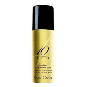 ALTERNA 10 The Science of Ten Hair Spray Спрей для завершения создания прически, придания ей совершенного блеска