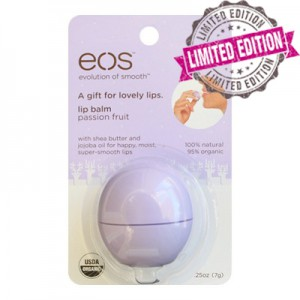 EOS Passion Fruit Smooth Sphere Бальзам для губ Маракуйя
