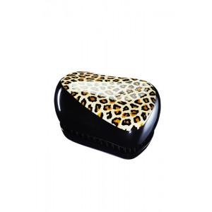 Tangle Teezer COMPACT Feling Groovy Компактная расческа Цвет: Леопард