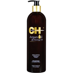 CHI Argan Oil Shampoo Восстанавливающий шампунь c аргановым маслом 739 мл