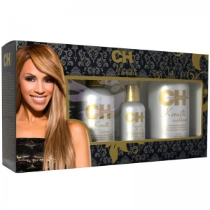 CHI Keratin Treatment Intro Kit Набор Кератиновое восстановление