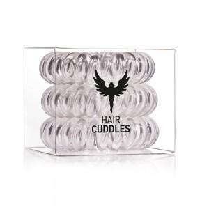 Hair Bobbles HH Simonsen Clear Резинка-браслет для волос Цвет: Прозрачный 3 шт