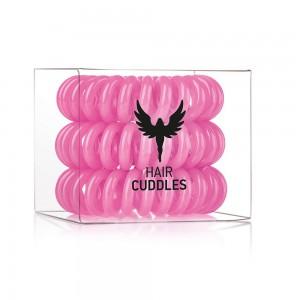 Hair Bobbles HH Simonsen Pink Резинка-браслет для волос Цвет: Розовый 3 шт