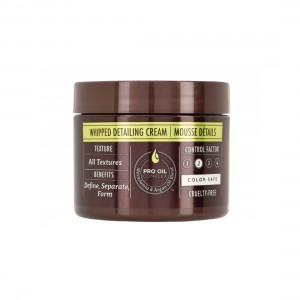 Macadamia Professional STYLING Whipped Detailing Cream Cтруктурирующий крем-суфле для волос