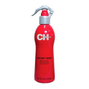 CHI Thermal Styling Helmet Head Spritz Лак для объема экстрасильной фиксации