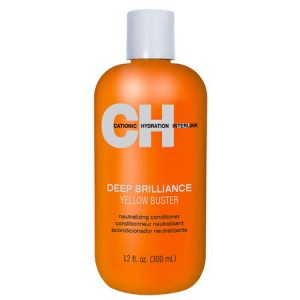 CHI Deep Brilliance Yellow Buster Кондиционер для волос нейтрализующий желтизну
