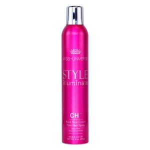 CHI Style Illuminate Rock Your Crown Firm Hair Spray Лак для волос сильной фиксации