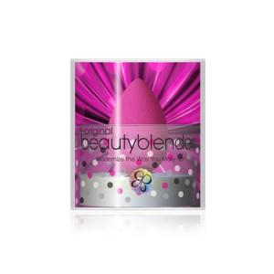 BeautyBlender + Blendercleanser Solid Набор спонж и мыло для очищения спонжа Цвет: Розовый