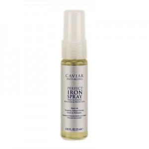 ALTERNA CAVIAR ANTI-AGING Perfect Iron Spray Термозащитный спрей для выпрямления волос с экстрактом черной икры
