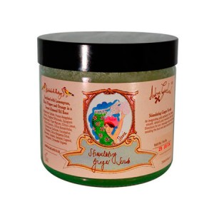 Andrea Garland Body Products Ginger Body Scrub Скраб для тела с экстрактом имбиря