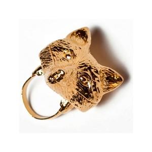 """Andrea Garland Jewellery La Renarde Ring Бальзам для губ """"Кольцо-Лиса"""""""