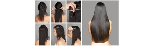 Купить недорого накладные волосы