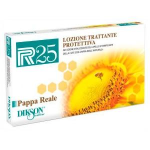 Dikson P.R.25 Рappa Reale Ампульное тонизирующее и стимулирующее средство для склонных к выпадению волос