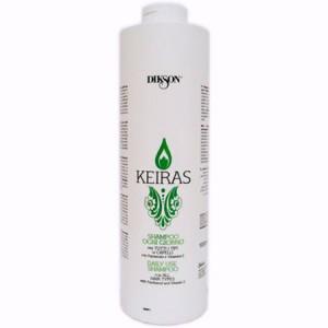 Dikson Keiras Shampoo Daily Use Шампунь для ежедневного применения с пантенолом и витамином E 1 л