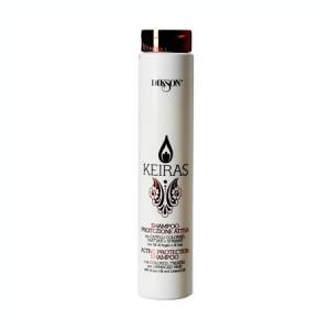 Dikson Keiras Shampoo Active Protection Шампунь активная защита с маслом арганы и экстрактом семян льна 250 мл