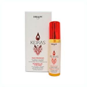 Dikson Keiras Oil Prodigio Уникальный комплекс с маслами арганы, льна и сладкого миндаля 60 мл