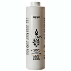 Dikson Keiras Shampoo Age Protection Шампунь тонизирующий со стволовыми клетками 1 л