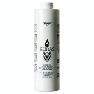 Dikson Keiras Anti-Dandruff and Purifying Shampoo Себобалансирующий шампунь против перхоти 1 л