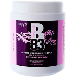 Dikson В83 Restructuring Hair Mask Восстанавливающая маска для волос с маслом арганы