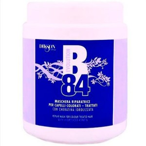 Dikson B84 Repair Mask For Colour-Treated Hair Восстанавливающая маска для окрашенных волос 1 л