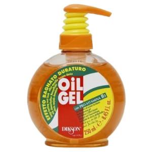 Dikson Oil Gel Гель для фиксации с осветляющими микро-молекулами и про-витаминами B5