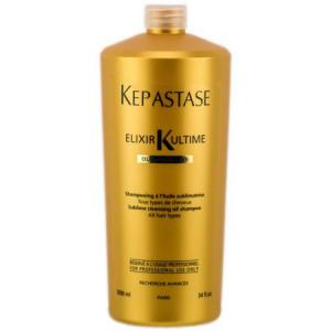 Kerastase Elixir Ultime Shampoo Шампунь-ванна для всех типов волос 1 л