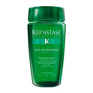 Kerastase Resistance Bain Age Recharge Шампунь-ванна для волос 250 мл