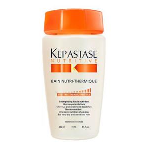 Kerastase Nutritive Bain Nutri-Thermique Термоактивный шампунь для интенсивного питания очень сухих и ослабленных волос 250 мл