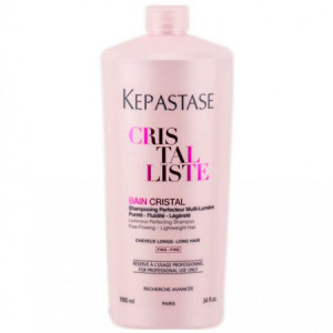 Kerastase Cristalliste Bain Cristal Шампунь-ванна для тонких волос 1 л