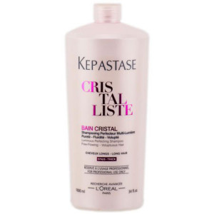 Kerastase Cristalliste Bain Cristal Шампунь-ванна для толстых волос 1 л