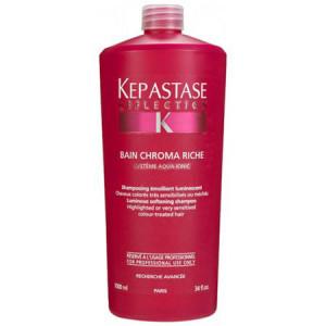 Kerastase Reflection Bain Chroma Riche Шампунь-ванна для окрашенных волос 1 л