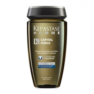 Kerastase Homme Capital Force Daily Treatment Shampoo Anti-Dandruff Effect Шампунь-ванна против перхоти 250 мл