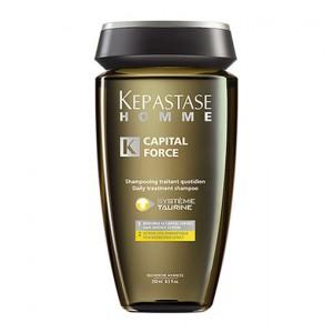 Kerastase Homme Capital Force Daily Treatment Shampoo Vita-Energising Effect Шампунь-ванна для ежедневного использования 250 мл
