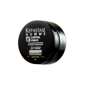Kerastase Homme Capital Force Densifying Modelling Paste Уплотняющая моделирующая паста 75 мл