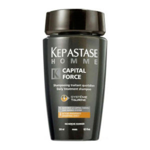 Kerastase Homme Capital Force Daily Treatment Shampoo Densifying Effect Шампунь-ванна для уплотнения волос 250 мл
