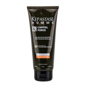 Kerastase Homme Capital Force Ultra-Fixing Densifying Gel Ультра-фиксирующий и уплотняющий гель 200 мл