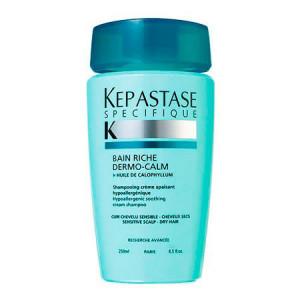 Kerastase Specifique Bain Riche Dermo-Calm Шампунь-ванна для чувствительной кожи головы и сухих волос 250 мл