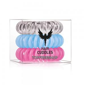 Hair Bobbles HH Simonsen Резинка-браслет для волос Набор: Spring mix 3 шт