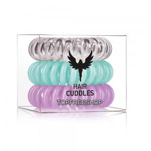 Hair Bobbles HH Simonsen Резинка-браслет для волос Набор: Summer mix 3 шт