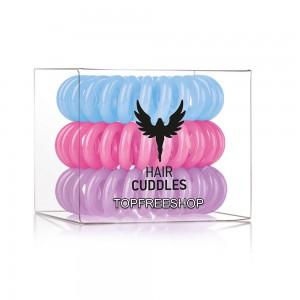 Hair Bobbles HH Simonsen Резинка-браслет для волос Набор: Rainbow mix 3 шт