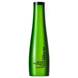 Shu Uemura Art of Hair Silk Bloom Restorative Shampoo Восстанавливающий шампунь для поврежденных волос 300 мл