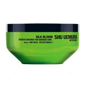Shu Uemura Art of Hair Silk Bloom Restorative Treatment Восстанавливающая маска для поврежденных волос 200 мл