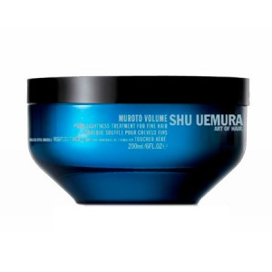 Shu Uemura Art of Hair Muroto Volume Pure Lightness Treatment Маска для объема тонких волос 200 мл