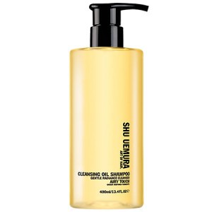 Shu Uemura Art of Hair Cleansing Oil Shampoo Gentle Radiance Cleanser Шампунь с очищающим маслом 400 мл