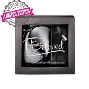 Tangle Teezer COMPACT Beloved Limited Edition Подарочный набор: Чехол + Компактная расческа Цвет: Серебристый