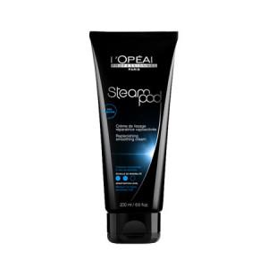 SteamPod L'oreal Professional Replenishing Smoothing Cream Разглаживающий крем для чувствительных волос