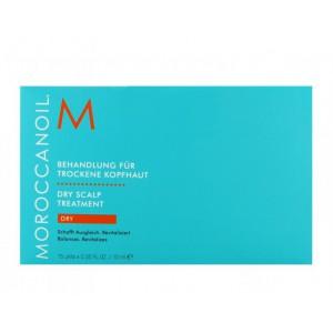"Moroccanoil Dry Scalp Treatment ""Tube"" Средство для лечения сухой кожи головы в ампулах"