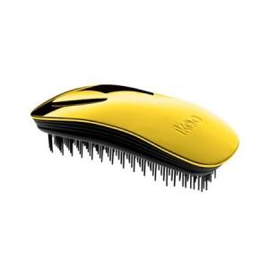Ikoo Home Brush Gold Metallic Edition Black Body Расческа Цвет: Золотой с черным